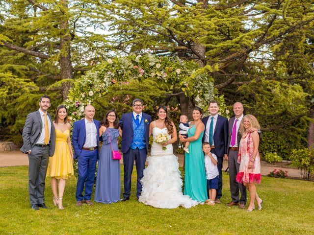 La boda de Paco y Meis en Torrelodones, Madrid 42