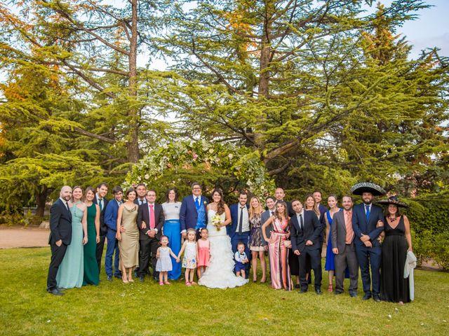 La boda de Paco y Meis en Torrelodones, Madrid 43