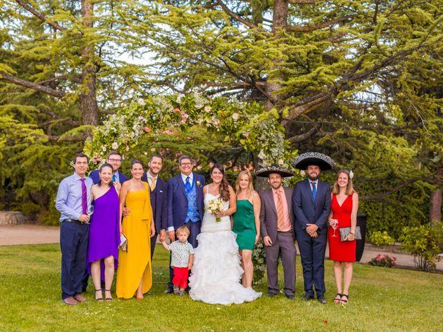 La boda de Paco y Meis en Torrelodones, Madrid 44