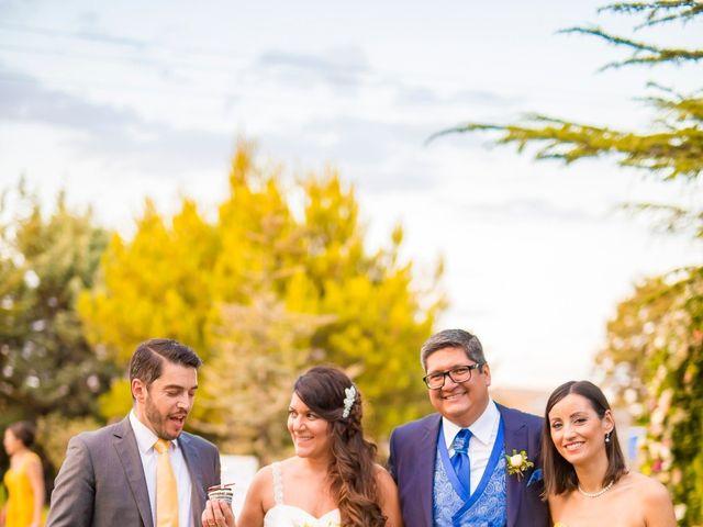La boda de Paco y Meis en Torrelodones, Madrid 46