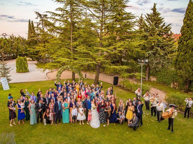 La boda de Paco y Meis en Torrelodones, Madrid 47