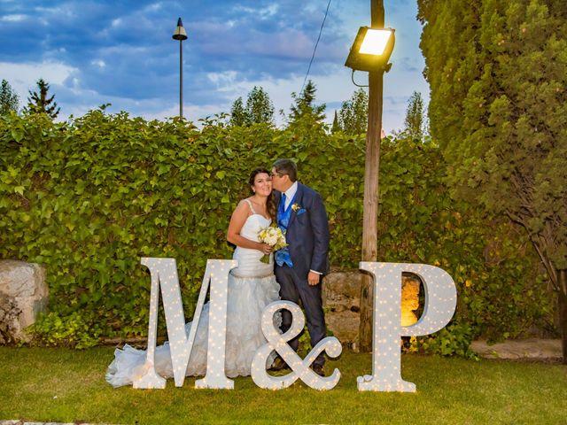 La boda de Paco y Meis en Torrelodones, Madrid 48