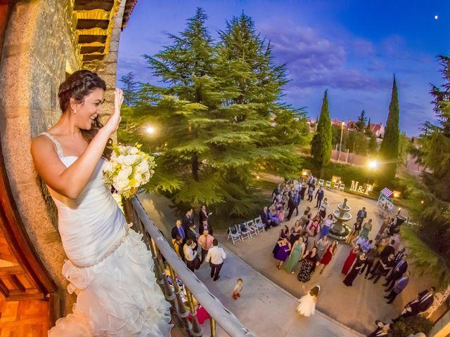 La boda de Paco y Meis en Torrelodones, Madrid 49