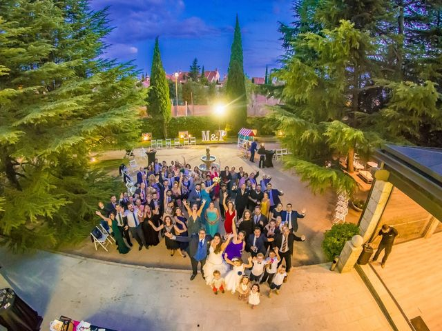 La boda de Paco y Meis en Torrelodones, Madrid 51