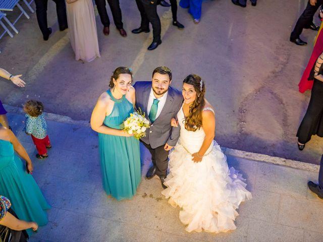 La boda de Paco y Meis en Torrelodones, Madrid 52