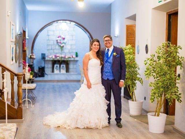 La boda de Paco y Meis en Torrelodones, Madrid 53