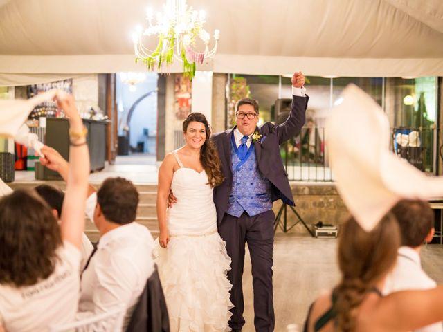La boda de Paco y Meis en Torrelodones, Madrid 54