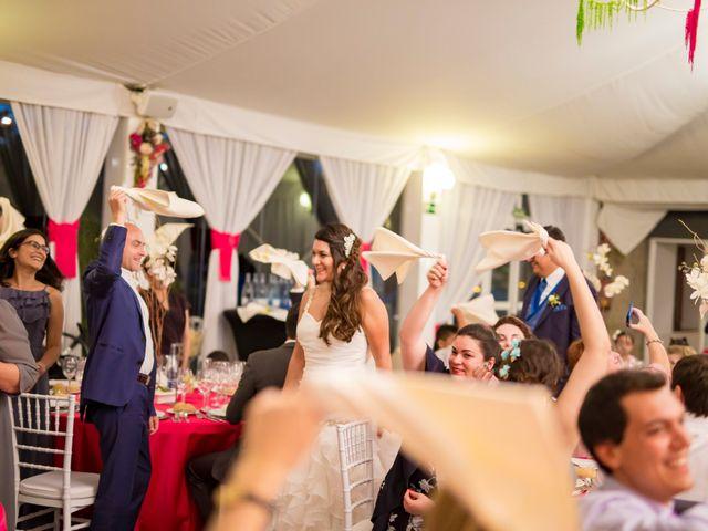 La boda de Paco y Meis en Torrelodones, Madrid 55