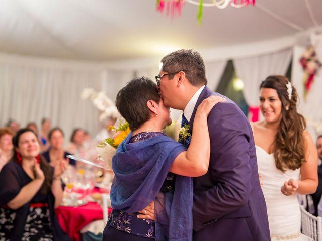 La boda de Paco y Meis en Torrelodones, Madrid 61