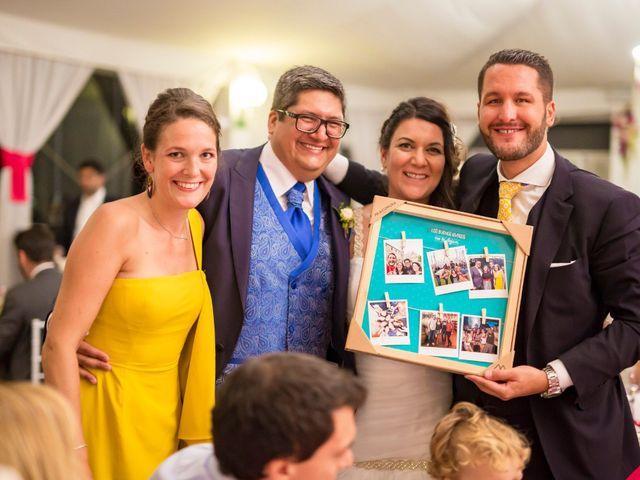 La boda de Paco y Meis en Torrelodones, Madrid 64