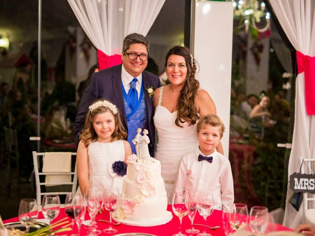 La boda de Paco y Meis en Torrelodones, Madrid 67