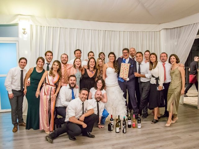 La boda de Paco y Meis en Torrelodones, Madrid 69