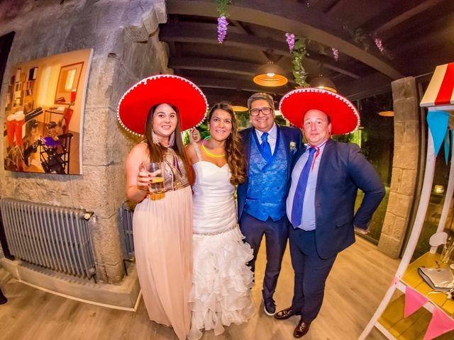 La boda de Paco y Meis en Torrelodones, Madrid 79