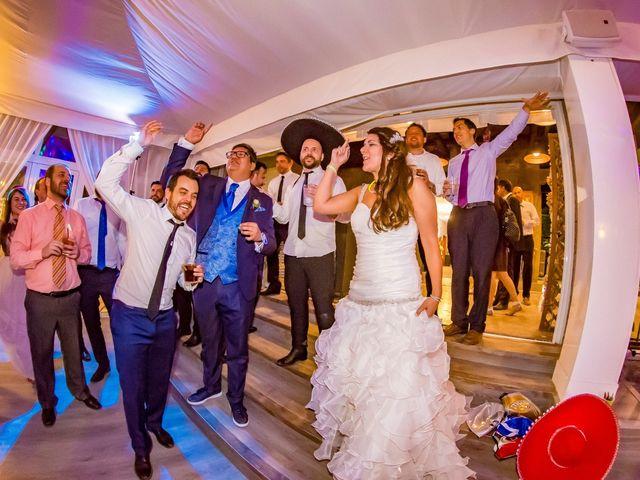 La boda de Paco y Meis en Torrelodones, Madrid 85