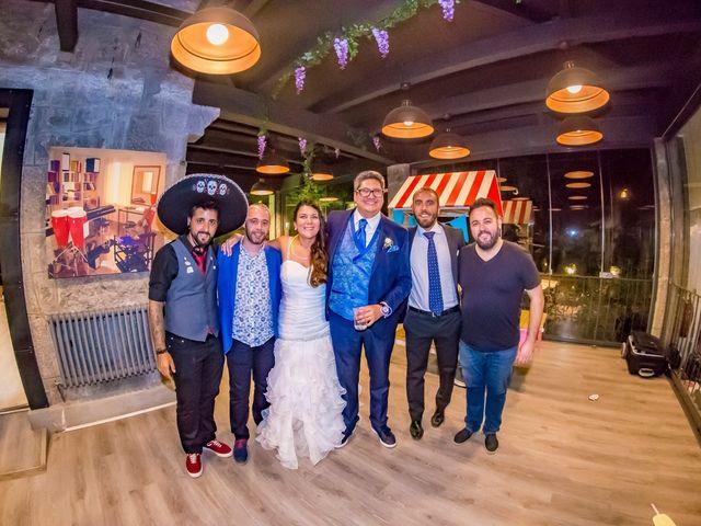 La boda de Paco y Meis en Torrelodones, Madrid 90