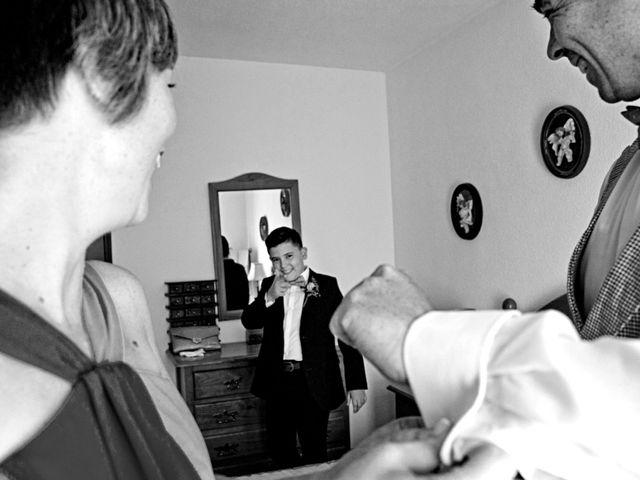 La boda de Ángel y María en Brihuega, Guadalajara 4