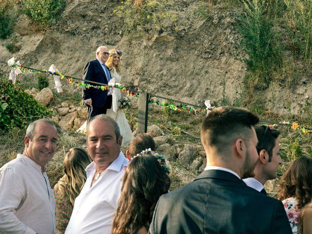 La boda de Ángel y María en Brihuega, Guadalajara 13