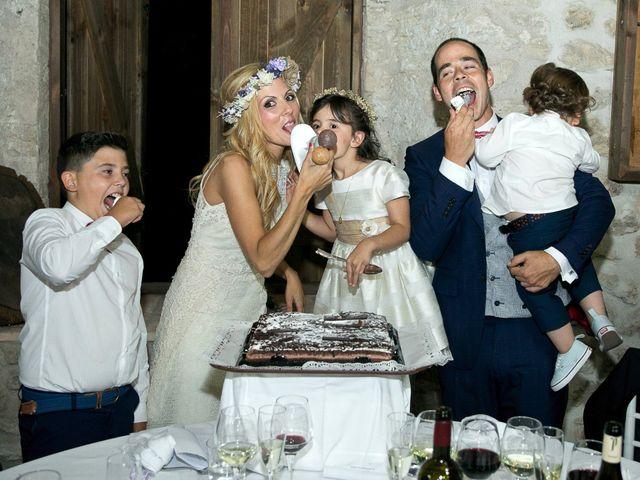La boda de Ángel y María en Brihuega, Guadalajara 32