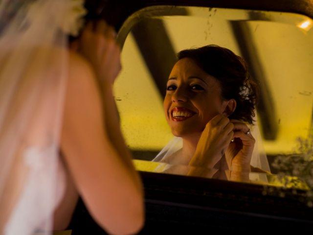 La boda de Carlos y Gemma en Riudoms, Tarragona 10