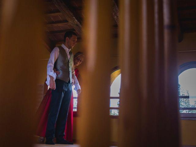 La boda de Carlos y Gemma en Riudoms, Tarragona 20