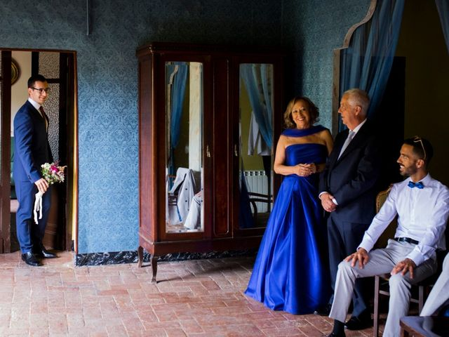 La boda de Carlos y Gemma en Riudoms, Tarragona 24
