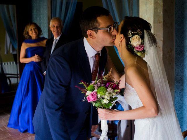 La boda de Carlos y Gemma en Riudoms, Tarragona 25