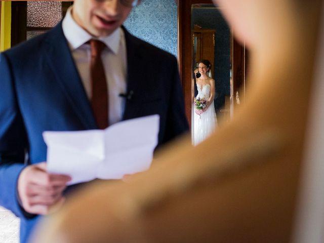 La boda de Carlos y Gemma en Riudoms, Tarragona 27