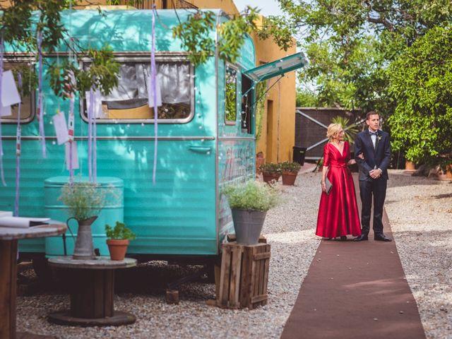 La boda de Carlos y Gemma en Riudoms, Tarragona 30