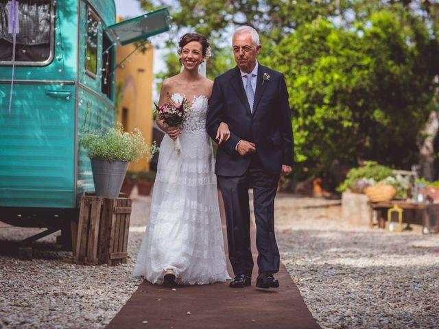 La boda de Carlos y Gemma en Riudoms, Tarragona 32