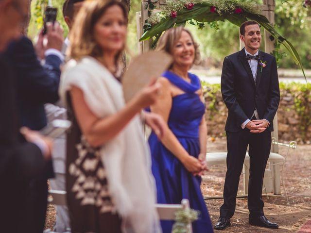 La boda de Carlos y Gemma en Riudoms, Tarragona 33