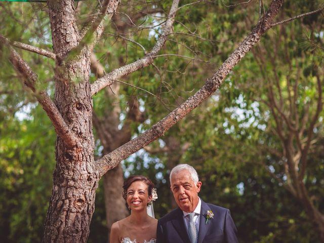 La boda de Carlos y Gemma en Riudoms, Tarragona 34