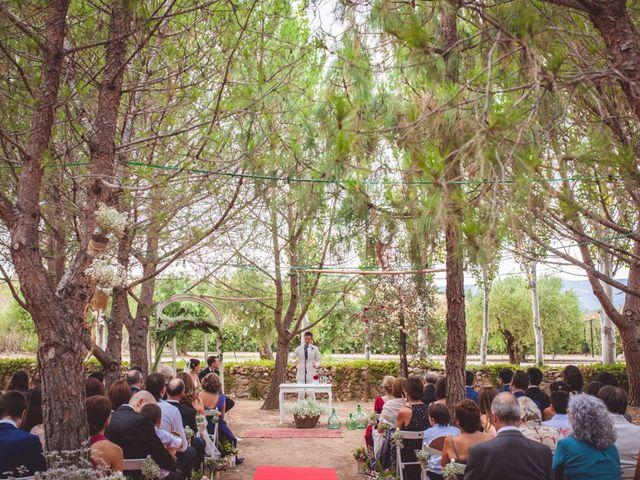 La boda de Carlos y Gemma en Riudoms, Tarragona 36