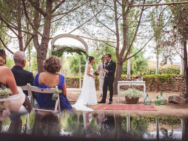 La boda de Carlos y Gemma en Riudoms, Tarragona 40