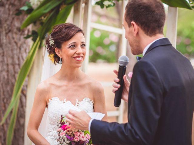 La boda de Carlos y Gemma en Riudoms, Tarragona 41