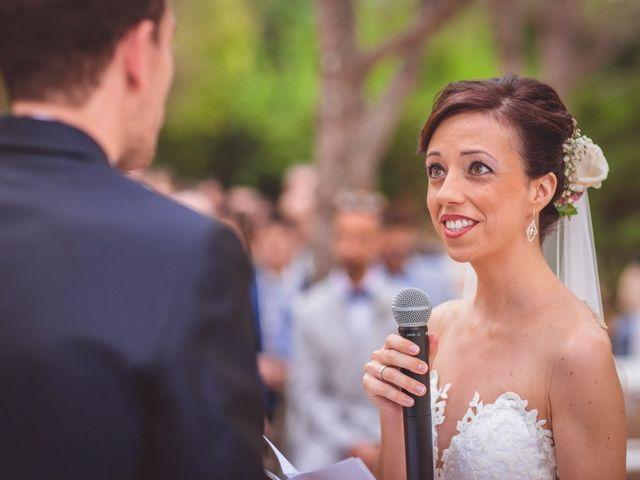 La boda de Carlos y Gemma en Riudoms, Tarragona 42