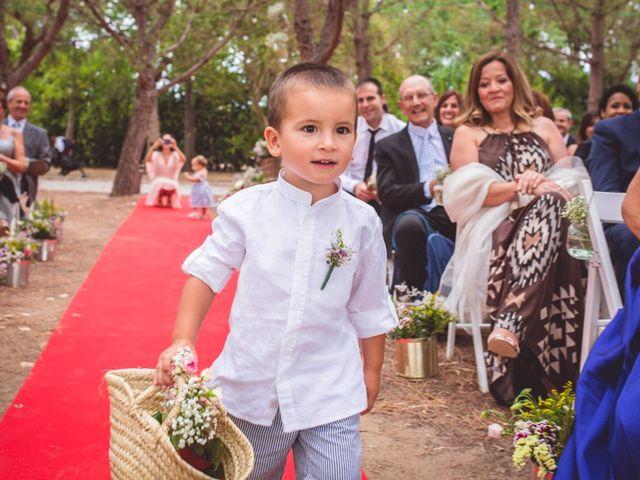 La boda de Carlos y Gemma en Riudoms, Tarragona 43