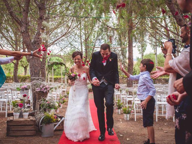 La boda de Carlos y Gemma en Riudoms, Tarragona 45