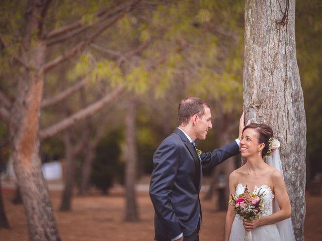 La boda de Carlos y Gemma en Riudoms, Tarragona 50