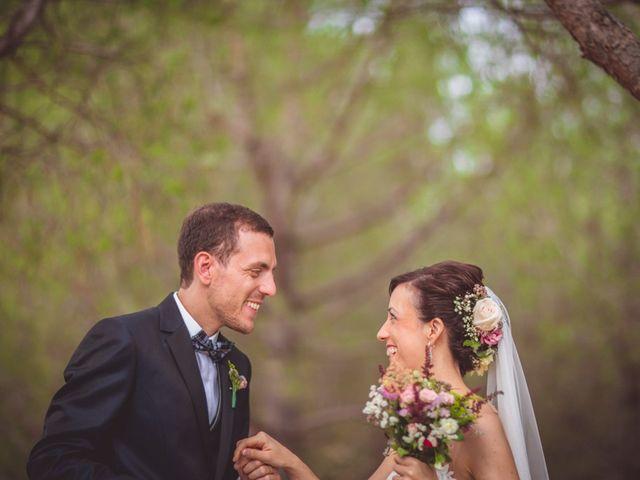 La boda de Carlos y Gemma en Riudoms, Tarragona 52