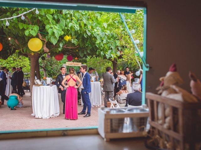 La boda de Carlos y Gemma en Riudoms, Tarragona 60