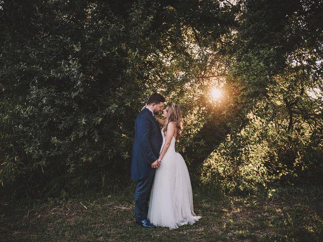 La boda de Naiara y Edorta