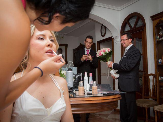 La boda de Jose Maria y Silvia en Añora, Córdoba 13