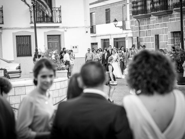 La boda de Jose Maria y Silvia en Añora, Córdoba 20