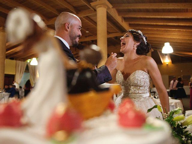 La boda de Kenia y Paquito