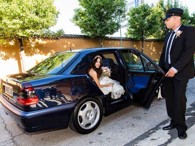 La boda de Kike y Noelia en Leganés, Madrid 10