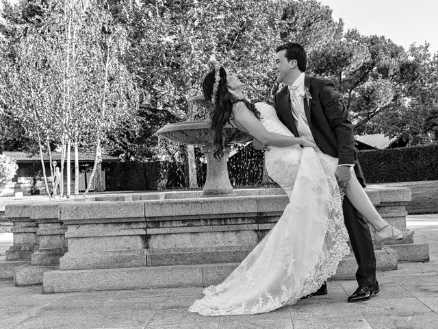 La boda de Kike y Noelia en Leganés, Madrid 1