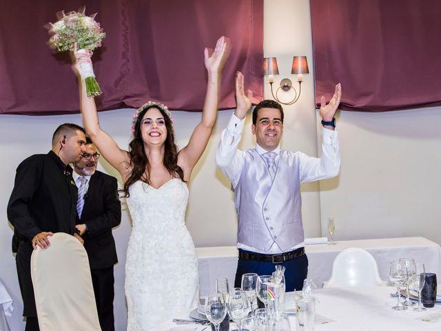 La boda de Kike y Noelia en Leganés, Madrid 25