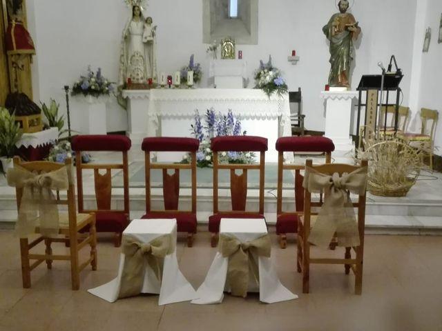 La boda de Carlos  y María en Mariana, Cuenca 1