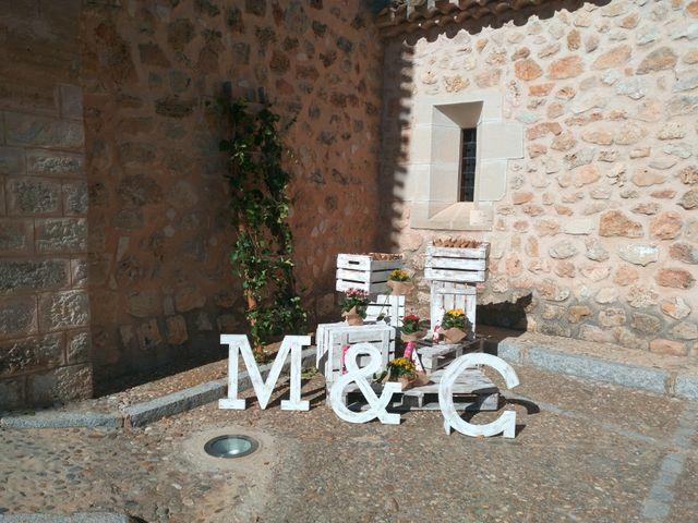 La boda de Carlos  y María en Mariana, Cuenca 4