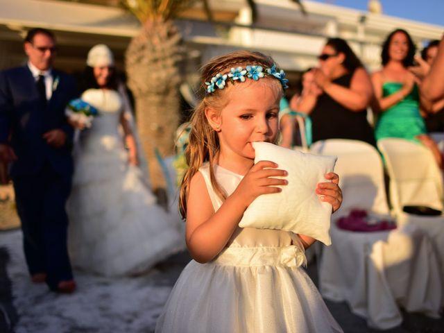La boda de Fer y Isa en La Manga Del Mar Menor, Murcia 3